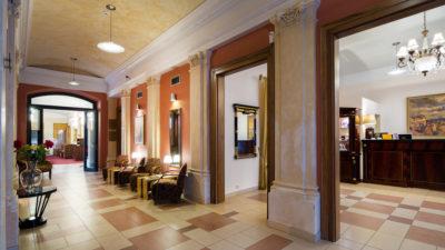Art Hotel Embassy, Praha