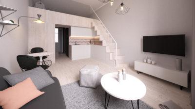 Senovážná Apartments, Prague
