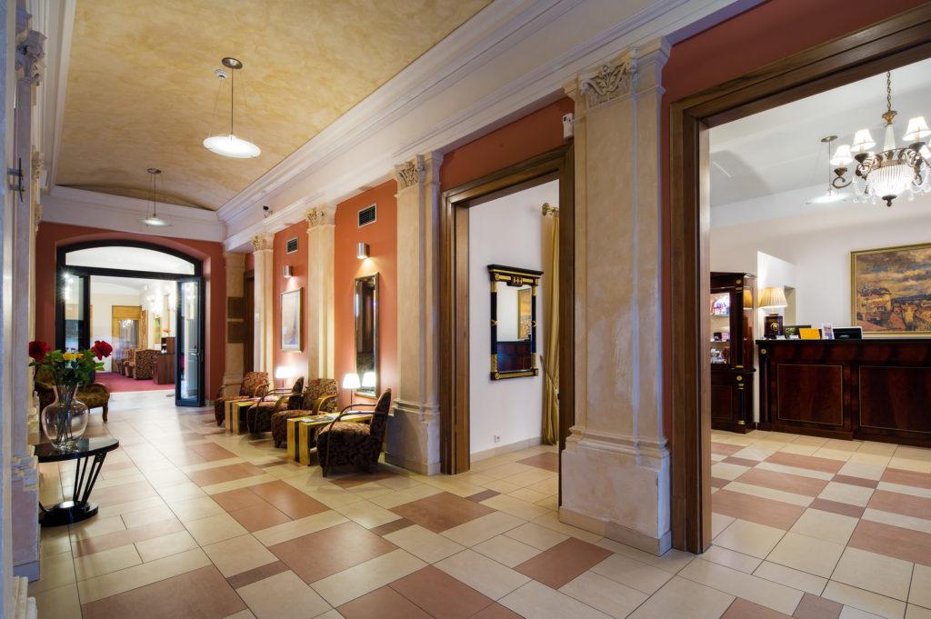 Art Hotel Embassy Prague